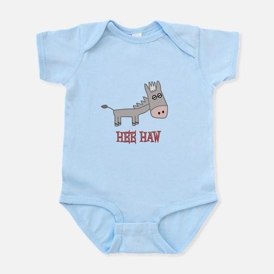 Donkey Infant Bodysuit