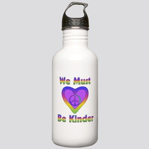 We Must Be Kinder Stainless Water Bottle 1.0L