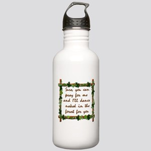 Naked Pagan Dance Stainless Water Bottle 1.0L
