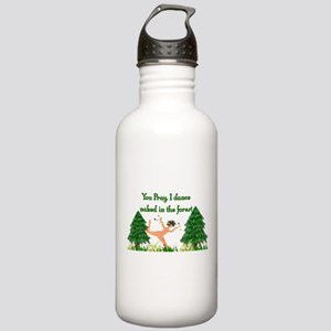Naked Pagan Stainless Water Bottle 1.0L