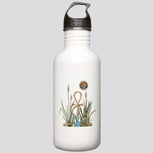 Nature's Ankh Stainless Water Bottle 1.0L