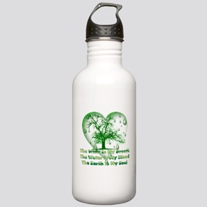 Pagan Treehugger Stainless Water Bottle 1.0L