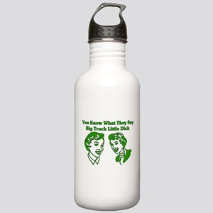 Big Truck Small Dick Stainless Water Bottle 1.0L