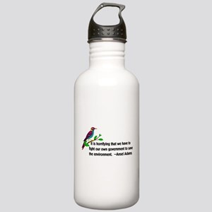 Fighting The Government Stainless Water Bottle 1.0
