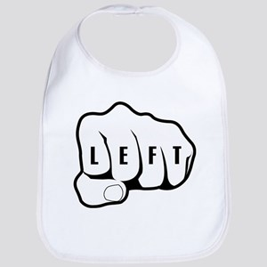 Left Fist Bib
