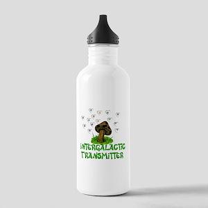 Alien Shrooms Stainless Water Bottle 1.0L