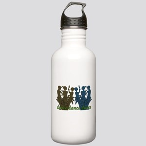 Dance Dance Dance Stainless Water Bottle 1.0L