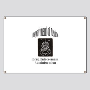 DEA Special Agent Banner