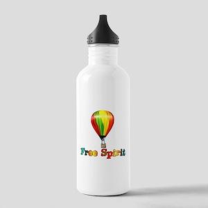 Free Spirit Stainless Water Bottle 1.0L