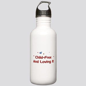 Child Free Stainless Water Bottle 1.0L