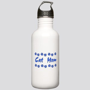 Cat Mom Stainless Water Bottle 1.0L