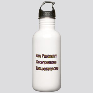 Hallucinations Stainless Water Bottle 1.0L