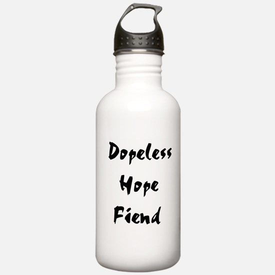 Dope Humor Water Bottle