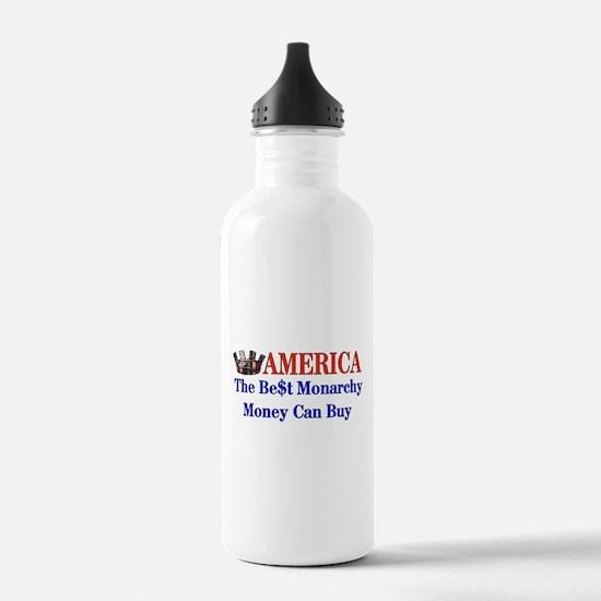 America For Sale Water Bottle
