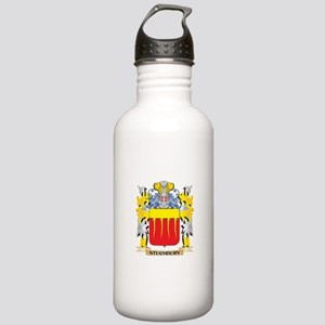 Stuchbury Family Crest Stainless Water Bottle 1.0L
