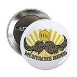 "Mustache ride 2.25"" Button (100 pack)"