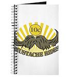 Mustache ride Journal