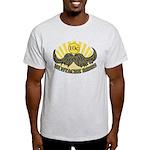 Mustache ride Light T-Shirt