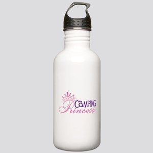 CAMPING PRINCESS Stainless Water Bottle 1.0L