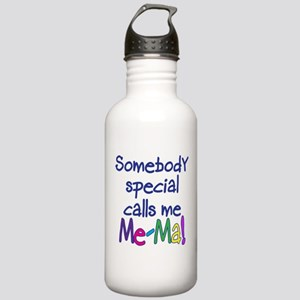 SOMEBODY SPECIAL CALLS ME ME- Stainless Water Bott