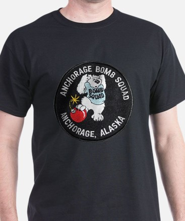 Anchorage Bomb Squad T-Shirt