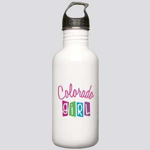 COLORADO GIRL! Stainless Water Bottle 1.0L