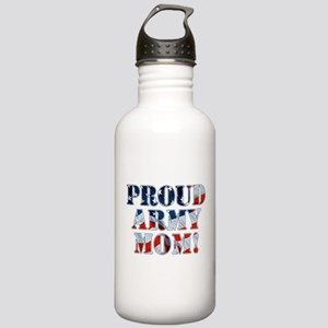 PROUD ARMY MOM! Stainless Water Bottle 1.0L