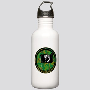 POW-MIA NOT FORGOTTEN Stainless Water Bottle 1.0L