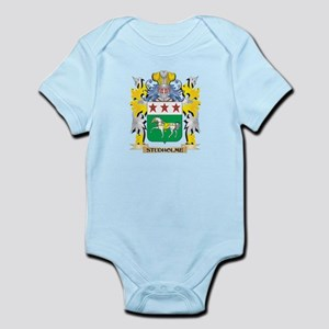 Studholme Family Crest - Coat of Arms Body Suit