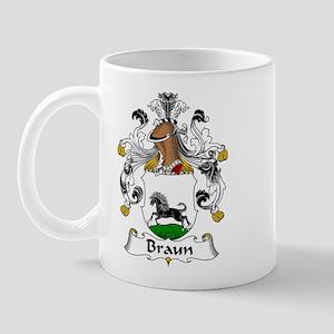 Braun Mug