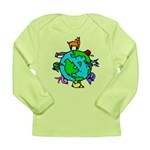 Animal Planet Rescue Long Sleeve Infant T-Shirt