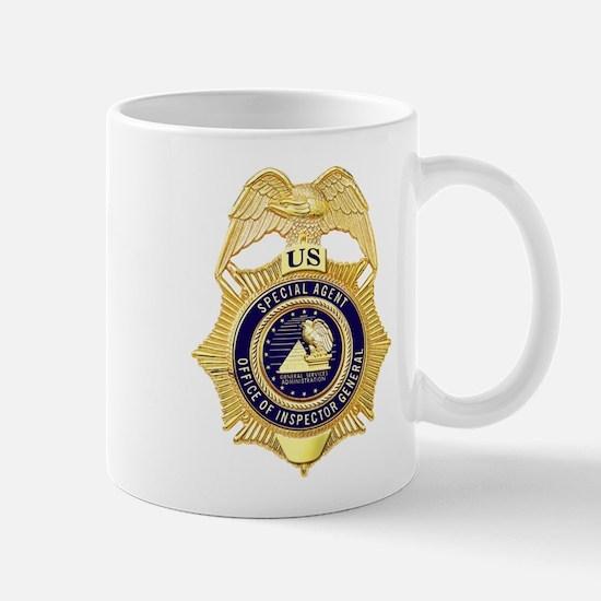 GSA Special Agent Mug
