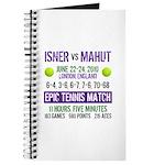 Isner Epic Match Journal