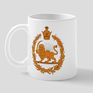 Persia Coat of Arms Mug
