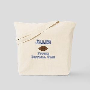 Jalen - Future Football Star Tote Bag
