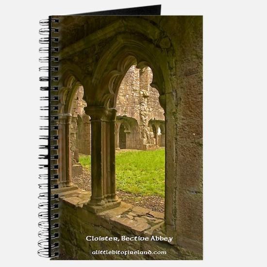 Cloister, Bective Abbey, Co. Meath