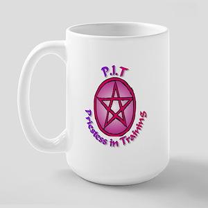 PIT Priestess in Training Large Mug