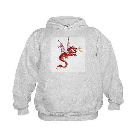 eldest Red Dragon Kids Hoodie