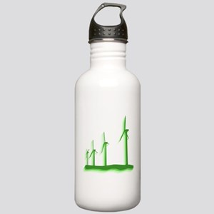 Green Wind Power Stainless Water Bottle 1.0L