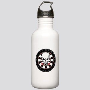 Dart Pirate Stainless Water Bottle 1.0L