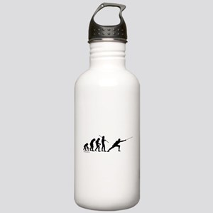 Fencing Evolution Stainless Water Bottle 1.0L