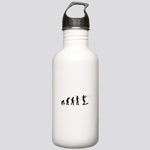 Water Ski Evolution Stainless Water Bottle 1.0L