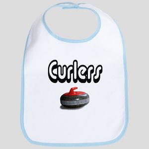 Curlers Rock Bib