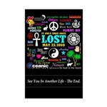 LOST Memories Mini Poster Print