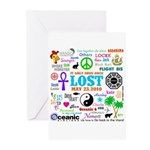 LOST Memories Greeting Cards (Pk of 10)