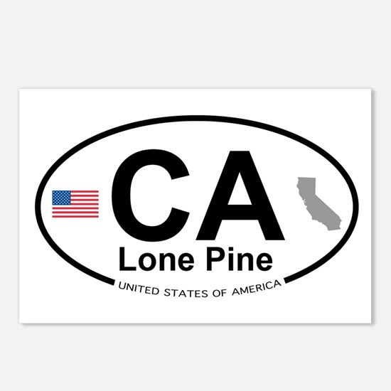 Lone Pine Postcards (Package of 8)