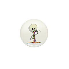 sKeLeToN JuiCe Mini Button (100 pack)