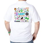 LOST Memories Golf Shirt