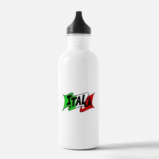 Unique Italian stallion Water Bottle
