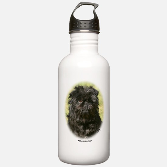 Affenpinscher 9Y410D-014 Sports Water Bottle